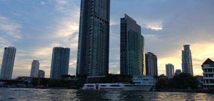 Bangkok Thailand, Skyline